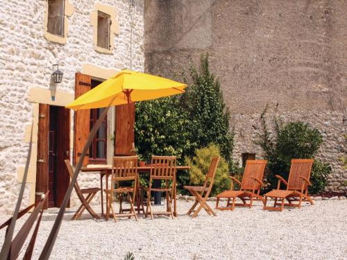 Holiday Home Le Gicq III : Guest accommodation near Brie-sous-Matha