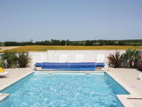 Holiday Home Le Gicq II : Guest accommodation near Saleignes