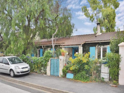 Holiday home Rue De Chardonnerets : Guest accommodation near Solliès-Ville