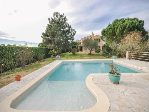 Holiday Home Saint Paul de Vence with Fireplace X : Guest accommodation near Saint-Paul