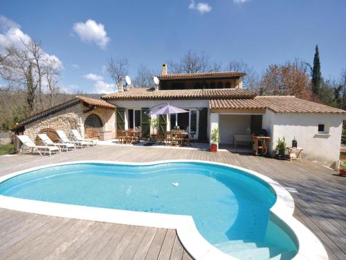 Holiday Home Saint Cezaire I : Guest accommodation near Saint-Vallier-de-Thiey