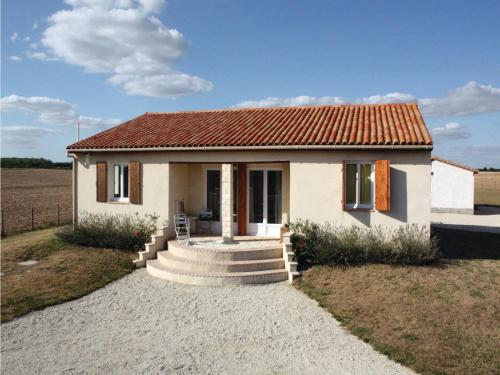 Holiday Home Le Gicq I : Guest accommodation near Beauvais-sur-Matha