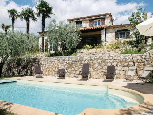 Holiday home Fayence OP-1446 : Guest accommodation near Fayence