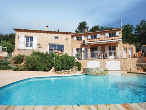 Holiday home Chemin Des Bréguières : Guest accommodation near Rocbaron
