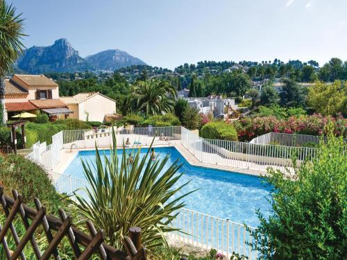 Three-Bedroom Holiday Home in Vence : Guest accommodation near La Gaude