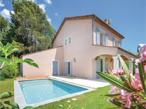 Five-Bedroom Holiday Home in Biot : Guest accommodation near Valbonne