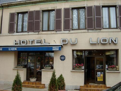 Hôtel du Lion : Hotel near Frotey-lès-Vesoul