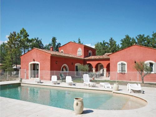 Holiday home Callian WX-1442 : Guest accommodation near Montauroux