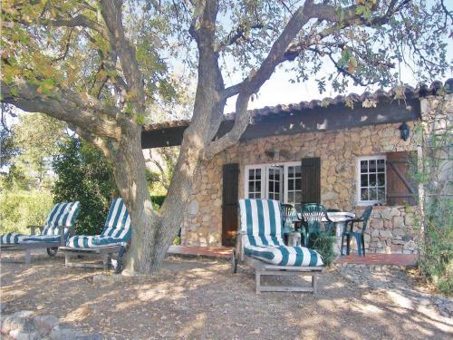 Holiday home Quartier De L´Avelan : Guest accommodation near Grimaud