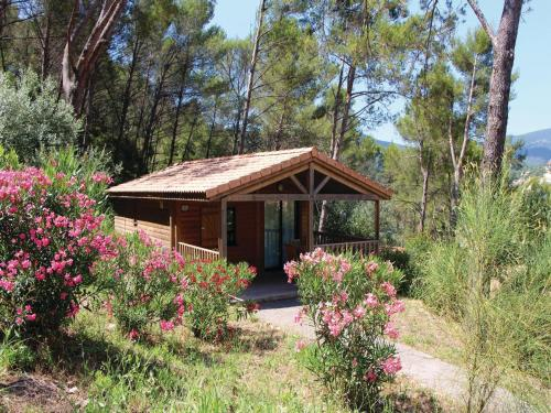 One-Bedroom Holiday Home in Solies-Toucas : Guest accommodation near Solliès-Pont