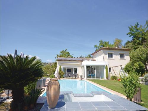 Four-Bedroom Holiday Home in Biot : Guest accommodation near Biot