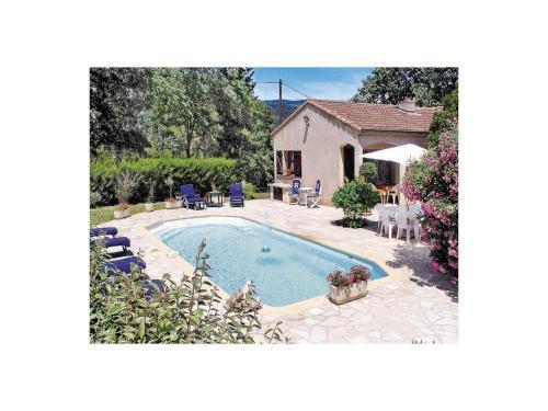 Holiday home Chemin de La Maure : Guest accommodation near Peymeinade