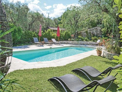 Holiday Home Grasse Avenue Jean Xxiii. : Guest accommodation near Opio