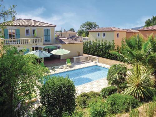 Holiday Home Roquebrune sur Argens with Fireplace I : Guest accommodation near Roquebrune-sur-Argens