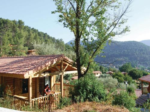 Two-Bedroom Holiday Home in Solies-Toucas : Guest accommodation near Solliès-Toucas