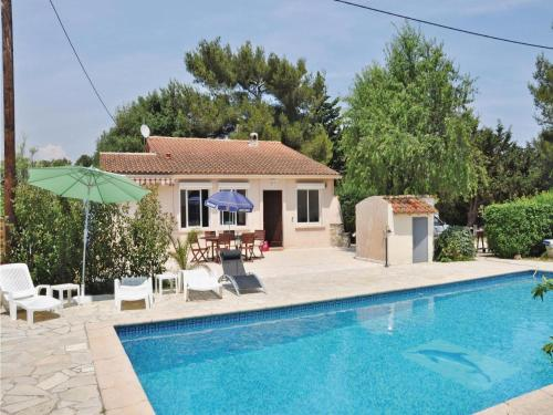 Holiday home Chemin de Carriere : Guest accommodation near Six-Fours-les-Plages