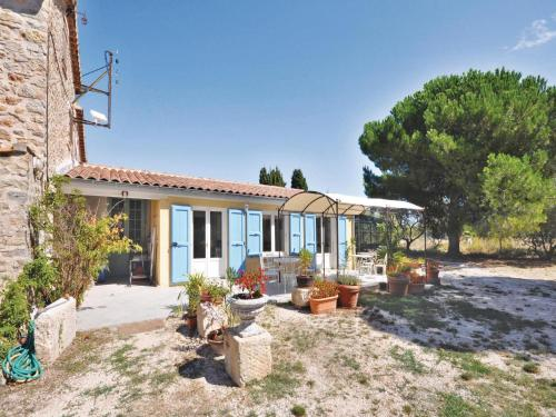 Holiday home chemin d´Astouret II : Guest accommodation near Carqueiranne