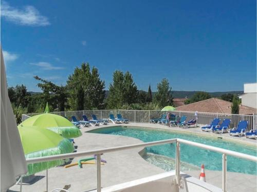 Two-Bedroom Holiday Home in Montauroux : Guest accommodation near Montauroux