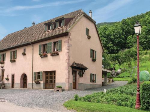 Holiday Home Steige I : Guest accommodation near Bourg-Bruche