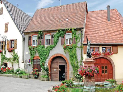 Holiday Home Vigneronne - 04 : Guest accommodation near Pfaffenheim