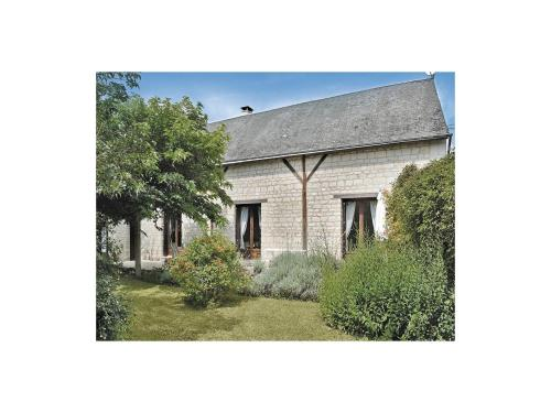 Holiday Home Ligre Rue Du Rouilly : Guest accommodation near Chaveignes