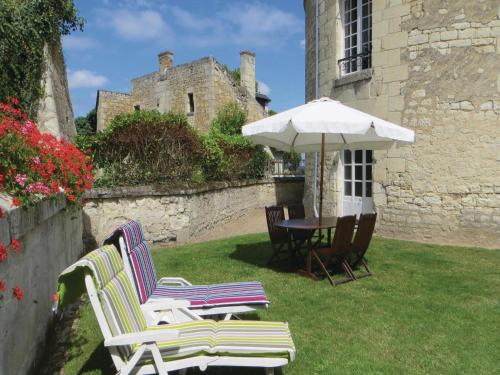 Holiday Home Parilly : Guest accommodation near Thizay
