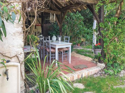 Holiday home R.de Lavoir,Saugirard : Guest accommodation near Sembleçay
