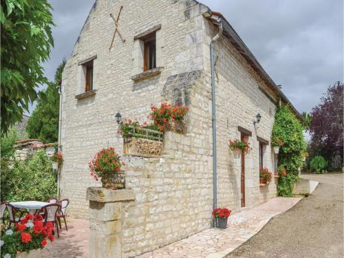 Holiday Home Murier : Guest accommodation near Ceaux-en-Loudun