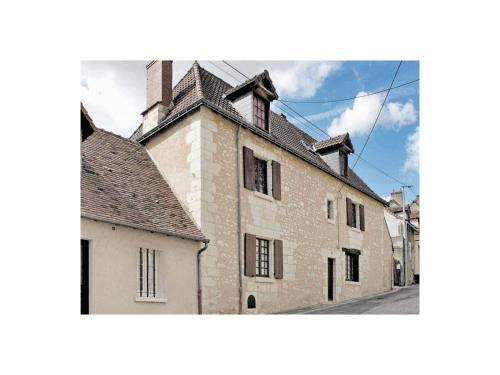 Holiday Home Preuilly Sur Claise Rue De La Berruere : Guest accommodation near Coussay-les-Bois