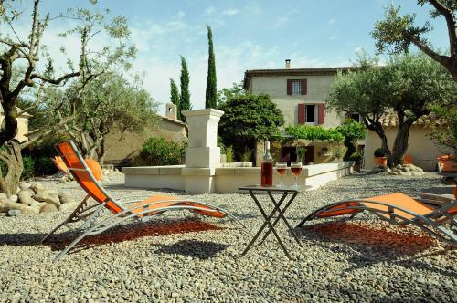 B&B Les Secrets de Cezanne : Bed and Breakfast near Mazan