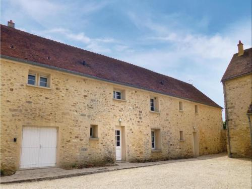 Holiday home Les Pres H-765 : Guest accommodation near La Croix-en-Brie
