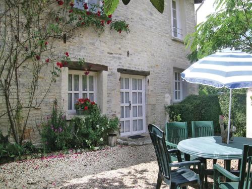 Holiday Home La Blotiere III : Guest accommodation near Blanzay-sur-Boutonne
