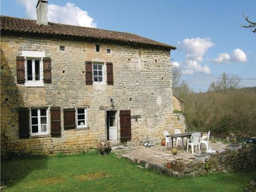 Holiday Home Le Coussot : Guest accommodation near Aussac-Vadalle