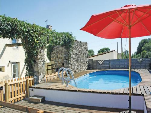 Holiday Home Le Petit Frene : Guest accommodation near L'Absie