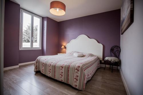 Les Appart'confort : Apartment near Lusanger