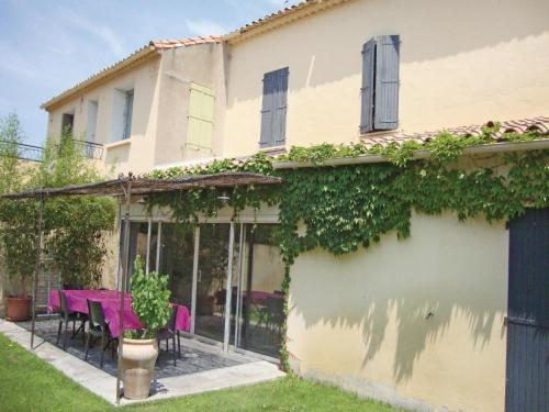 Holiday home Narbonne EF-1360 : Guest accommodation near Cuxac-d'Aude