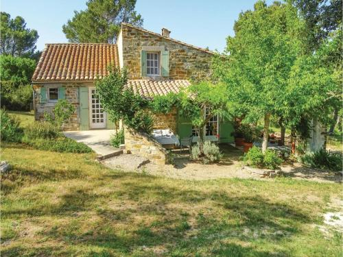 Five-Bedroom Holiday Home in Ribaute : Guest accommodation near Ribaute