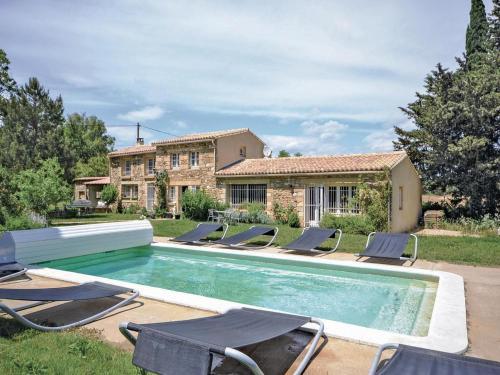 Holiday home Chemin De La Boissiere : Guest accommodation near Vallabrix