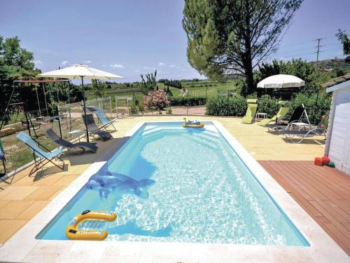 Holiday home Chemin du Jas des Vaches : Guest accommodation near Aramon