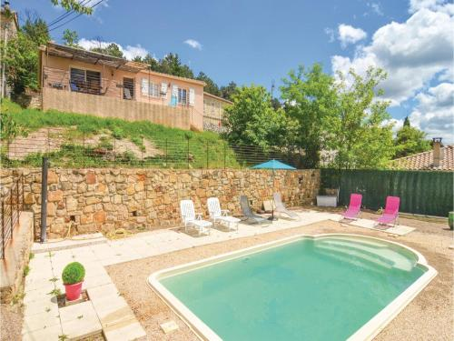 Holiday home Le Village H-792 : Guest accommodation near Bordezac