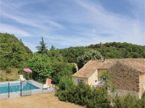 Holiday home St. Julien de Peyrolas QR-1315 : Guest accommodation near Saint-Christol-de-Rodières