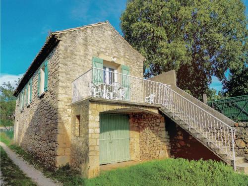 Holiday home Chemin De Boudettes : Guest accommodation near Saint-Michel-d'Euzet