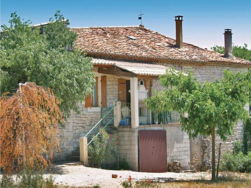Holiday home Mas Lozard : Guest accommodation near Saint-Privat-de-Champclos