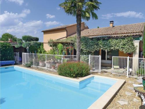Holiday home Le Grais M-766 : Guest accommodation near Salindres