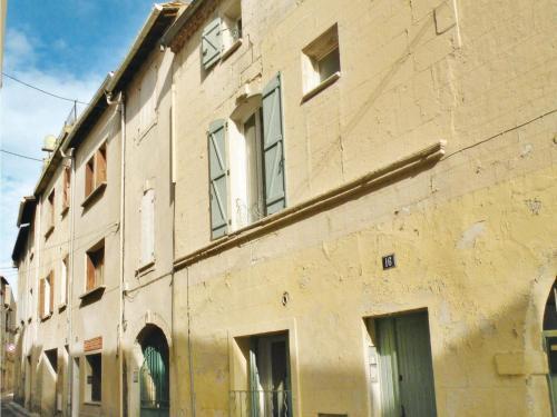 Apartment rue Jean J.Rousseau : Apartment near Saint-Pierre-de-Mézoargues