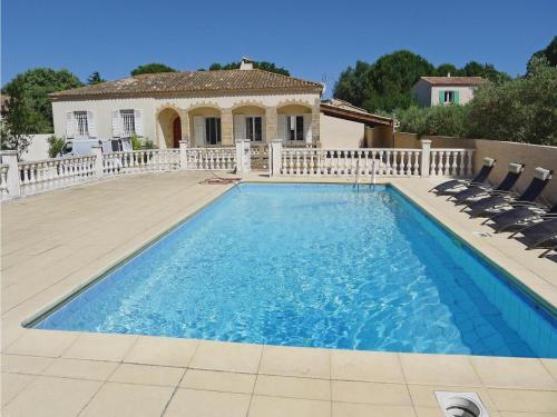 Holiday home Castillon-du-Gard UV-1300 : Guest accommodation near Remoulins