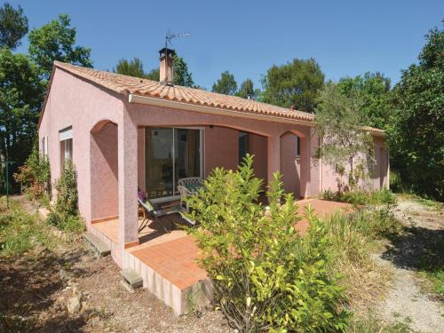 Holiday Home Sabran with Fireplace I : Guest accommodation near Saint-Gervais