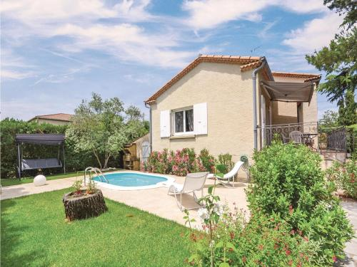 Holiday home Les Angles UV-1287 : Guest accommodation near Les Angles