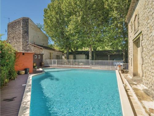 Four-Bedroom Holiday Home in Comps : Guest accommodation near Aramon