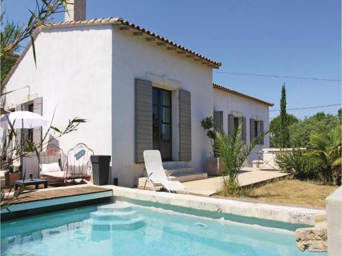 Three-Bedroom Holiday Home in Les Angles : Guest accommodation near Les Angles